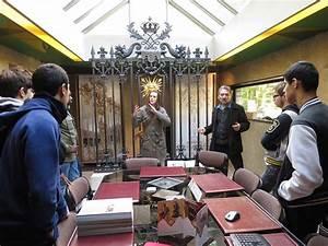 Atelier Saint Jacques : visite de l injs la fondation de coubertin injs paris ~ Premium-room.com Idées de Décoration