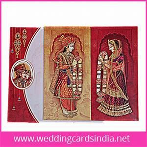 Indian wedding cards wedding cards india for Wedding box cards india