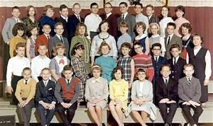 West Liberty School - 7th Grade Class - 1964/65