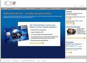 Ics Visa World Card Abrechnung : ics cards visa world card kreditkarte erfahrungen 5 rabatt bei reisebuchungen ~ Themetempest.com Abrechnung