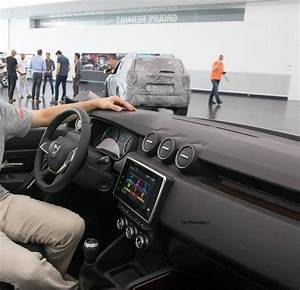 Dacia Duster 2018 Boite Automatique : interiorul lui dacia duster 2018 apare n fotografii detaliate nainte de prezentarea la ~ Gottalentnigeria.com Avis de Voitures