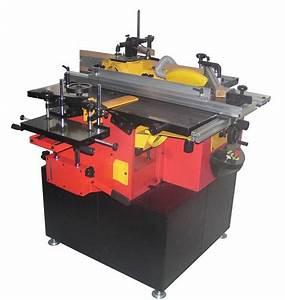 Machine à Bois Combiné : combin bois 6 fonctions 3 moteurs machine bois ~ Dailycaller-alerts.com Idées de Décoration