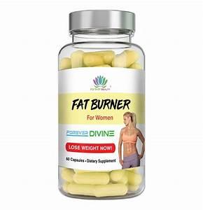 Fat Burner Formula Extreme Women Diet Weight Loss Forever Divine