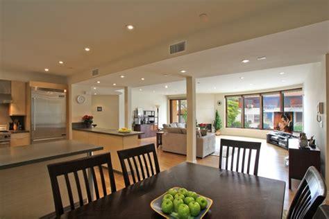 cuisine ouverte design aménager une cuisine ouverte sur salle à manger