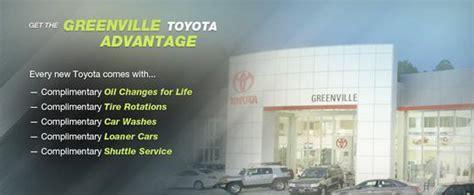 greenville toyota car dealership  greenville nc