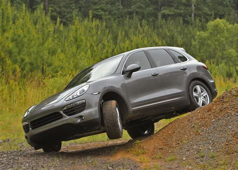 off road porsche 2011 porsche cayenne off road able yet ready for the track