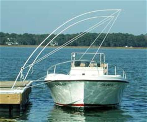 Boat Mooring Whips by Mooring Whip Sales Solid Fiberglass Mooring Whips