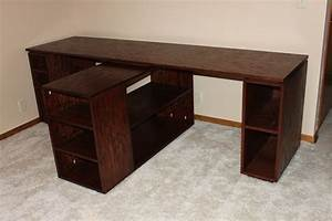 Ana White 2-Person Desk - DIY Projects
