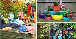 colorful garden decor Archives - My Amazing Things