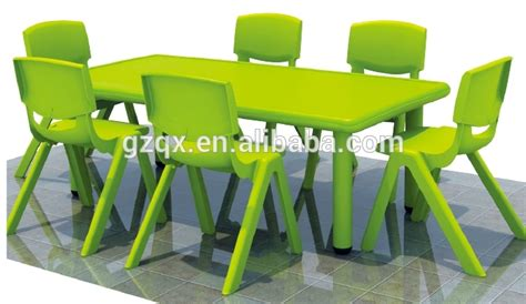 cheap plastic dining table and chairs qx 194g
