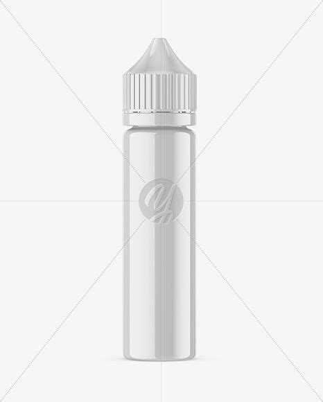 This mockup is available for purchase only on yellow images. 60ml Glossy Dropper Bottle Mockup in Bottle Mockups on ...