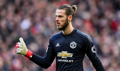 David De Gea 'close To Renewing His Contract