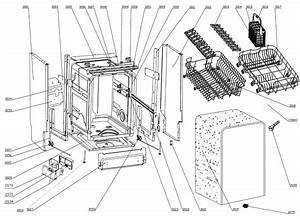Electro Help  Teka Dw7 57 - Dishwasher