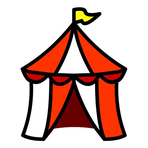 Circus Tent Clip Circus Tent Pin Club Penguin Wiki The Free Editable