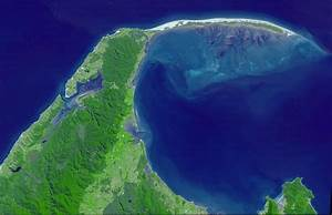 Farewell Spit, New Zealand - ASTER Image Gallery