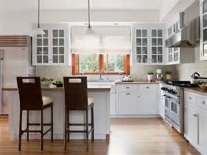 window treatment ideas for kitchens 10 stylish kitchen window treatment ideas hgtv