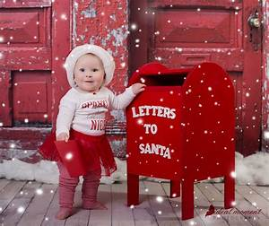 forty toes october 2015 With letters to santa mailbox prop