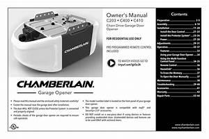 Chamberlain C203 0 5