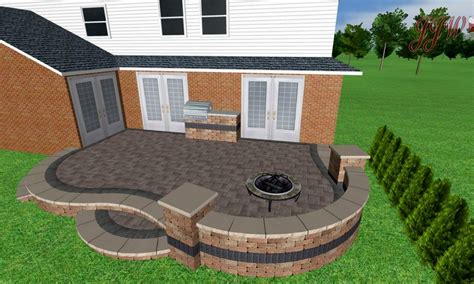 rustic home interior designs brick patio designs plans home ideas collection