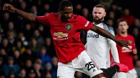 Hasil Piala FA Manchester United Vs Derby County: The Red ...