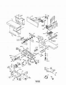 Delta 6 U0026quot  Jointer Parts