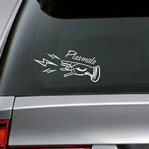 Cool Bioshock Plasmids vinyl die cut decal sticker