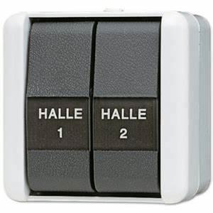 Jung Aufputz Schalter : jung 809naw wippschalter doppel wechsel schalter taster wg 800 aufputz ip44 jung ~ Eleganceandgraceweddings.com Haus und Dekorationen