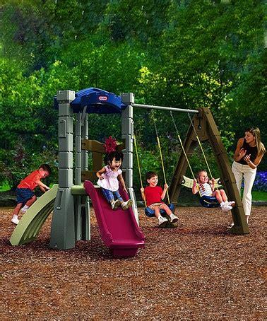 Little Tikes Lookout Swing Set