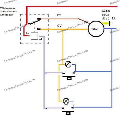 fiches bricolage electricite branchement poussoirs lumineux