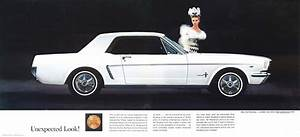 Ford Mustang 1964 : a look back at a 1964 ford mustang brochure muscle car ~ Medecine-chirurgie-esthetiques.com Avis de Voitures