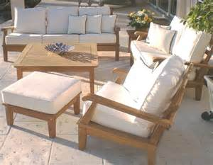 smith and hawken teak patio furniture 6944