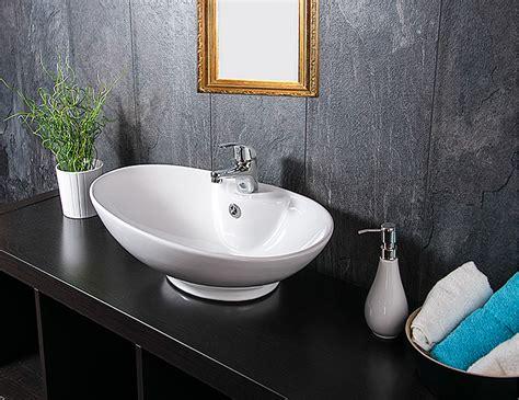 Design Keramik Waschschale Aufsatz Waschbecken Waschtisch