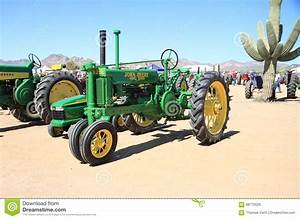 Usa  Antique Tractor
