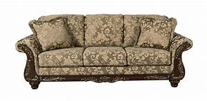 Signature Design By Irwindale Traditional Topaz Sofa Irwindale Topaz Sofa Spokane Furniture Company