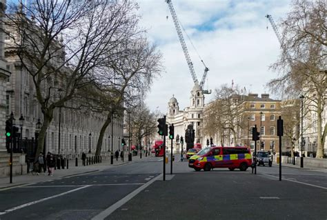 Meditations in an Emergency: Whitehall during COVID - Mace ...