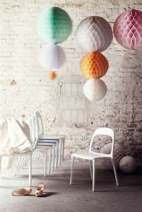 boule papier lampe awesome lampe en papier with boule With chambre bébé design avec thé chinois boule fleur