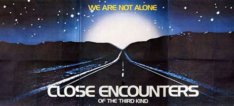 Open Air Cinema Close Encounters of the Third Kind