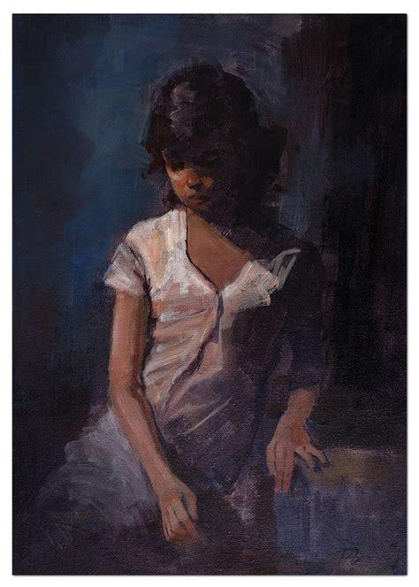 untitled   artist tushar moleshwari impressionism