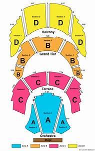 Hamilton Seating Chart Merrill Auditorium Seating Chart