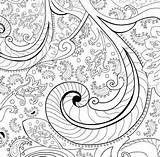 Coloring Tapestry sketch template