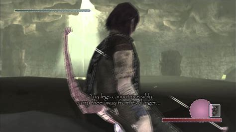 Shadow Of The Colossus Colossus 10 Creepy Scary Sand