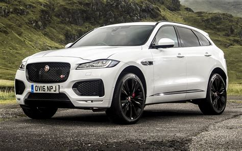 F Pace Hd Picture by 2016 Jaguar F Pace S Uk Wallpapers And Hd Images Car
