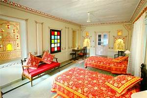 Rajasthani Style Interior Design Ideas, Palace Interiors