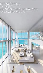 Breathtaking two floor penthouse at Jade Signature in ...
