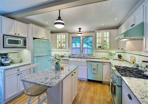 Kitchen Appliances Colors: New & Exciting Trends   Home