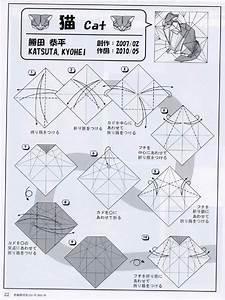 Origami Cat - Katsuta Kyohei
