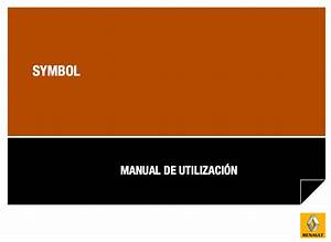 Descargar Manual Renault Symbol    Zofti