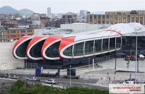 centre commercial buld air centre commercial mediacit 233 belgique projet d exception