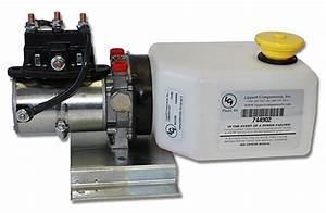Lippert 141111 Hydraulic Power Unit With 2qt Pump