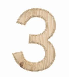 darice 0992 3 decorative wood number 3 6 inch home With 6 inch house numbers and letters